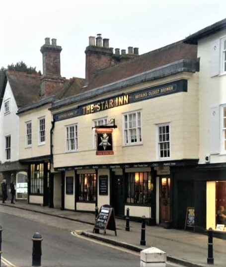 Star Inn Guildford
